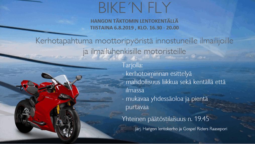 Bike 'n Fly 2019