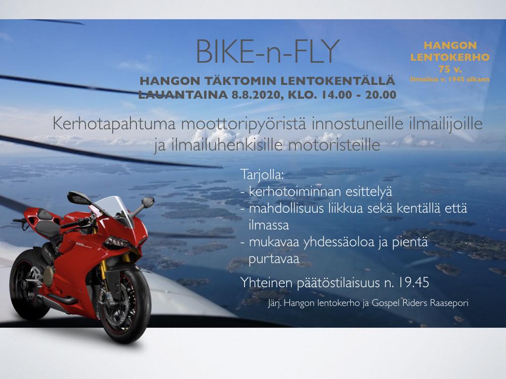 Bike 'n Fly 2020