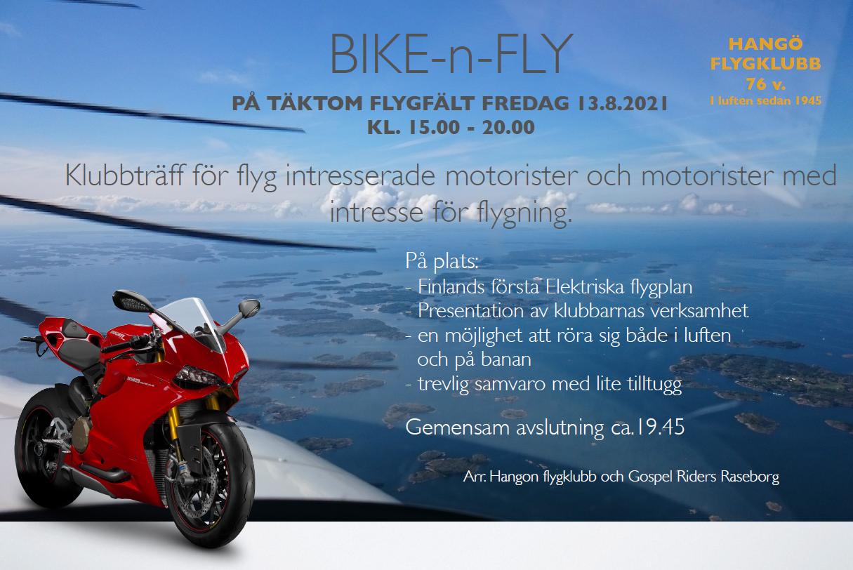 Bike 'n Fly 2021
